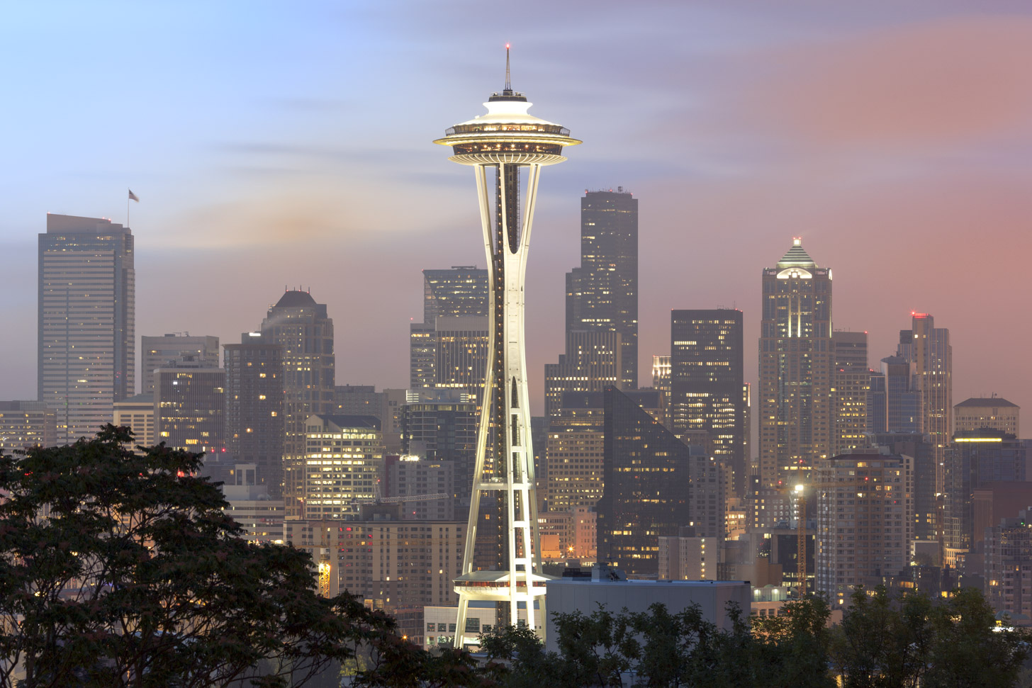 Space Needle: een icoon in Seattle