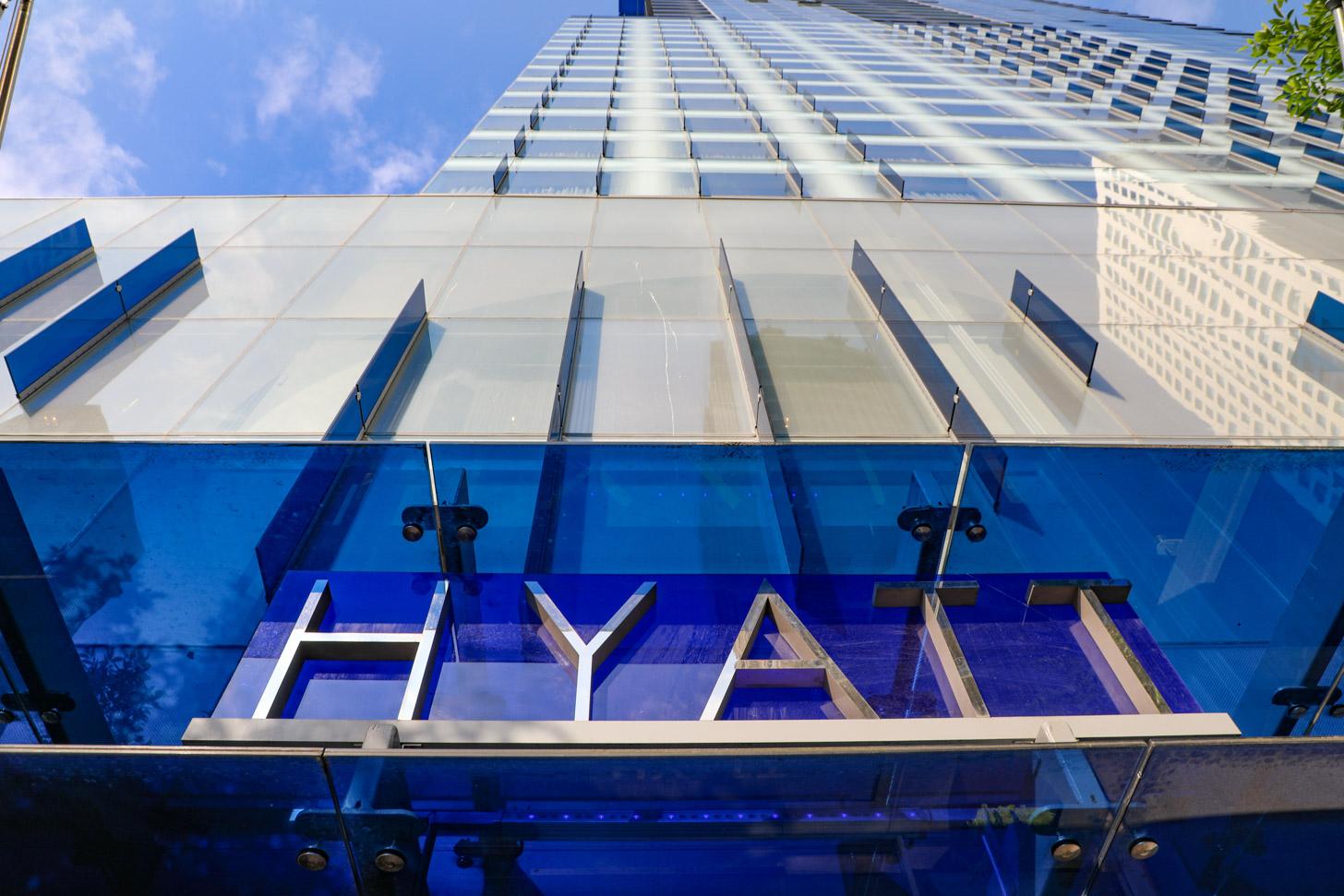 Hyatt at Olive 8